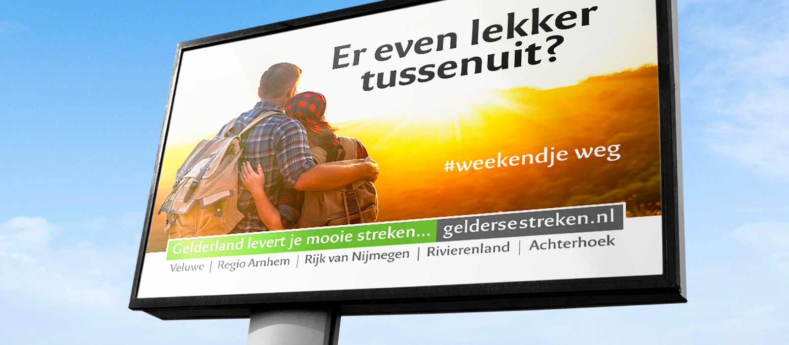 Awareness campagne • Gelderse Streken