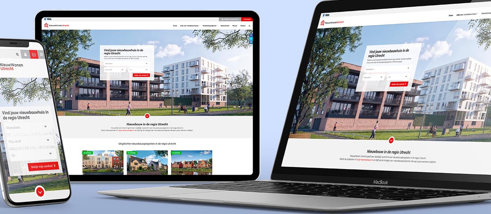 Content management • NieuwWonen Nederland