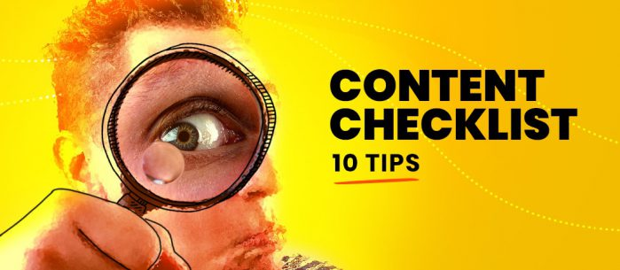 Optimaliseer jouw online tekst met deze content-checklist