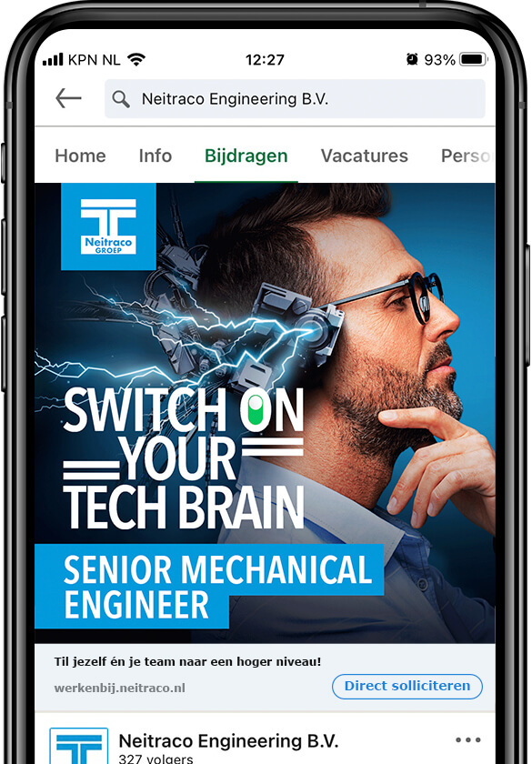 Neitraco - switch on your tech brain